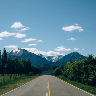 There may be many roads to take, but you sure know when you find the right one.